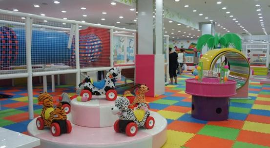 湘潭最大室内儿童乐园五一免费开园